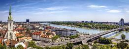 Silvestrovský pobyt v bratislavskom boteli Pressburg na Dunaji
