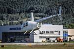 Až hodinový let helikoptérou pre 3 osoby: uleťte si aj na Silvestra!