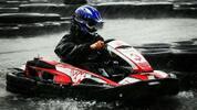 Adrenalínová jazda na motokárach