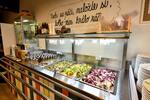 Zdravé trojchodové vegetariánske menu vo Fresh Markete