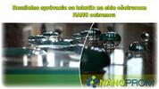 Nano neviditeľné tekuté stierače - set na ochranu skla