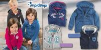 Detská mikina na zips IMPIDIMPI