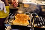 Belgické waffle na Kamennom námestí