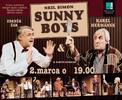 Vstupenka na komédiu Sunny boys