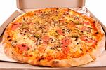 ROZVOZ: 2× alebo 3× Pizza, cestoviny alebo šalát