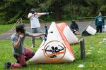 NOVÝ zážitok! Lukostrelecká vybíjaná - Archery Strike