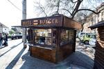 Roastbeef Burger zo 100 % hovädziny