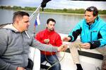 Kapitánsky kurz - Vodca malého plavidla