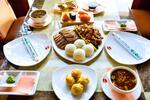 4-chodové ázijské menu pre dvoch v Avione
