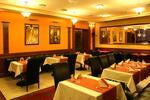 Lososový tatarák v talianskej reštaurácii