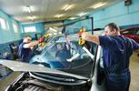 Výmena čelného skla v autoservise Autoclinik