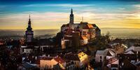 Zámky južnej Moravy a Pálavské vinobranie 2017