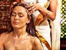 Antistresová indická masáž hlavy