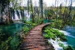 Dovolenka pri Plitvických jazerách