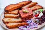 Tatársky biftek z argentínskej sviečkovice