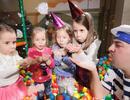 Nezabudnuteľná detská oslava: bublinová show!