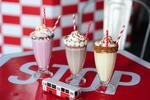 Točená zmrzlina alebo osviežujúci milkshake!