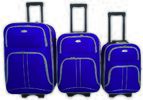 Obrovský výber setov 3 kufrov na kolieskach