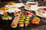 Výborný sushi set v OC Eurovea