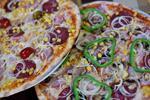 Pizza alebo pizza šalát u Majora Zemana