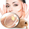 Silikónový make-up aplikátor