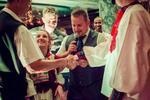 Moderátor na firemný event alebo svadbu