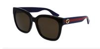 Elegantné celorámové slnečné okuliare Gucci
