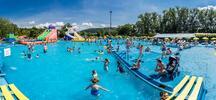 Celodenný vstup na plážové kúpalisko Aqualand