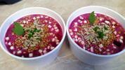 Čerstvá šťava, rastlinné mlieko alebo raw polievka v OJO