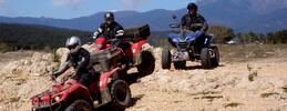 Adrenalínová jazda na Orave na štvorkolkách!
