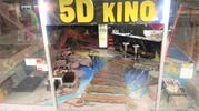 Jedinečný filmový zážitok alebo virtuálna realita v 5D kine!