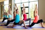 Joga, vstup do fitness pre ženy a diagnostika tela