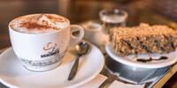 Cenná dávka životnej energie s marlenkou a kávou