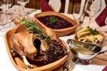 Husacie i kačacie hody s tradičnými dobrotami