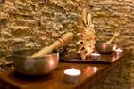 Celotelová olejová masáž a parná sauna