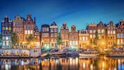 Keukenhof, Zaanse Schans, Volendam, Amsterdam