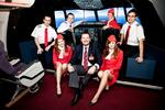Staňte sa na chvíľu pilotom dopravného lietadla
