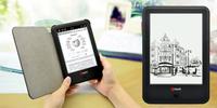 Skvelo vybavená čítačka knih C-Tech LEXIS s puzdrom na mieru