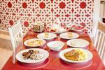 Tradičné arabské degustačné menu pre 2 osoby
