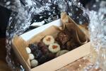 Vianočná raw krabička plná dobrôt