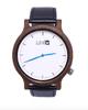 Krásne drevené hodinky