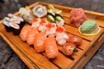 Sushi alebo menu pre 2 osoby v Avione