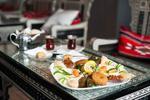 Arabské špeciality pre 2 osoby! Misa alebo gril tanier