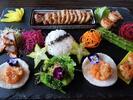 Japonské degustačné menu pre 2 osoby
