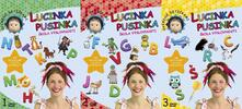 Lucinka Pusinka - DVD pre deti, ktoré sa učia rozprávať