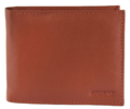 Pánska peňaženka z pravej kože AKZENT