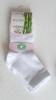 Dámske klasické ponožky s bambusový vláknom