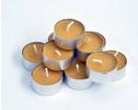 Čajové sviečky či vonný vosk