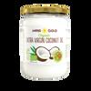 BIO fair trade vegan produkty z kokosu