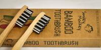 EKO bambusové zubné kefky